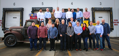 Sales & Shipping Team