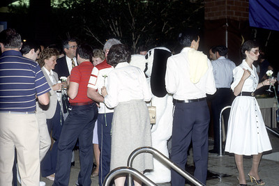 united way party april 1986 1