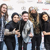 Suicide Silence at the Revolver Golden Gods 2014