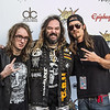 Soulfly at the Revolver Golden Gods 2014