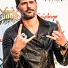 Joe Manganiello at the Revolver Golden Gods 2014