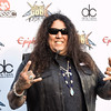 Testament's Chuck Billy at the Revolver Golden Gods 2014