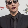 Marilyn Manson at the Revolver Golden Gods 2014