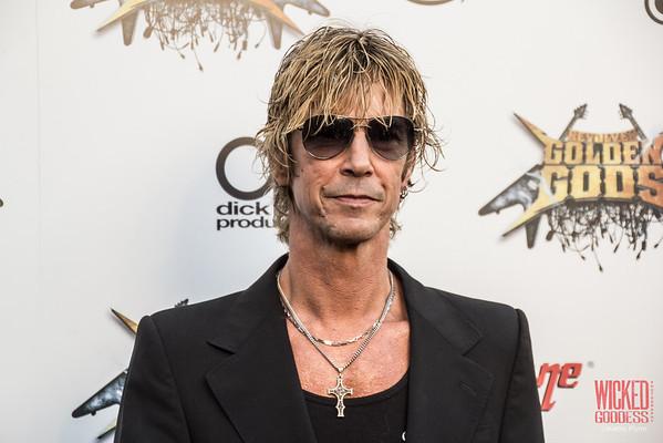Duff McKagan at the Revolver Golden Gods 2014