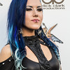 Alissa White-Gluz  at the Revolver Golden Gods 2014