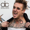 Papa Roach's Jacoby Shaddix at the Revolver Golden Gods 2014