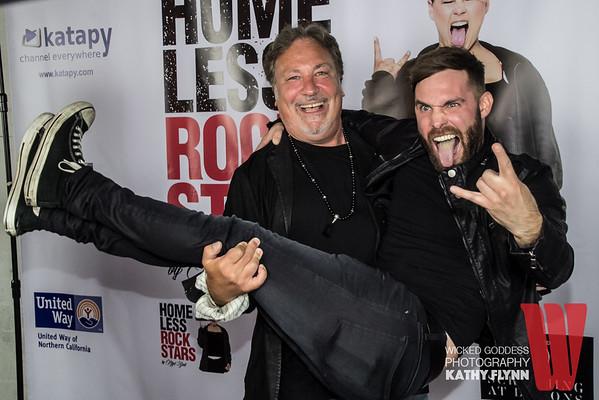 "Screaming at Demons ""Rockstar"" Video Premiere"