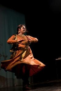 Anurekha Ghosh, famous Kathak Dancer, IndiaFest, Budapest, Hungary
