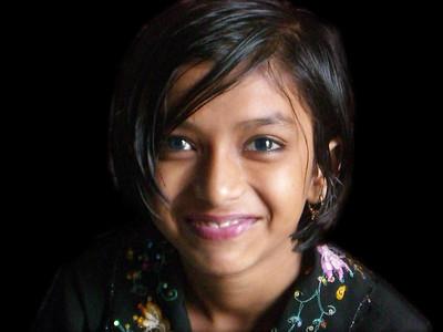 Shilpa, My niece