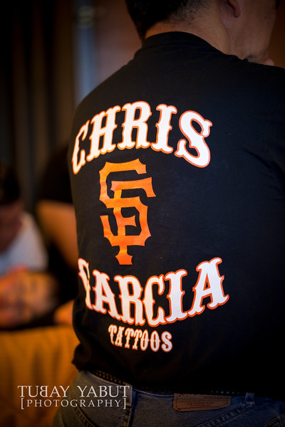 Chris Garcia: SF 2011