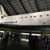 Endeavor space shuttle