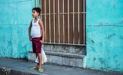 Aqua Street Life. Camagüey, Cuba