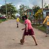 Street Football. Viñales, Cuba