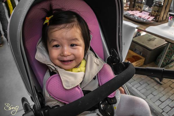 Innocent Smile. Foodhallen, Amsterdam