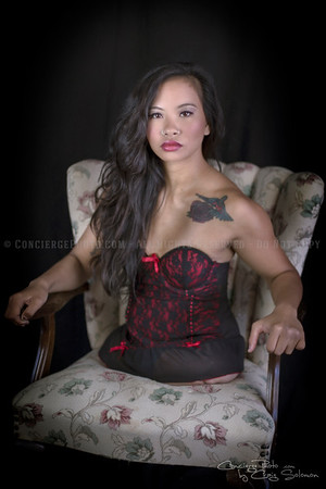 Kanya Sesser Model & Actress.  2013 Photo Shoot in Oregon © ConciergePhoto.com.  Kanya Sesser No Legs No Limits.