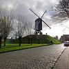 Windmill - Bruges, Belgium