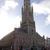 Bell tower - Bruges, Belgium