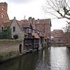 Sleepy Canal - Bruges, Belgium