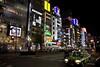 Shinjuku - sensory overload
