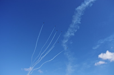 MCAS Miramar Air Show 2012 - U.S. Navy Blue Angels