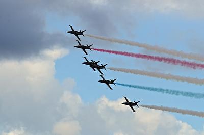 MCAS Miramar Air Show 2012 - Patriots Jet Team
