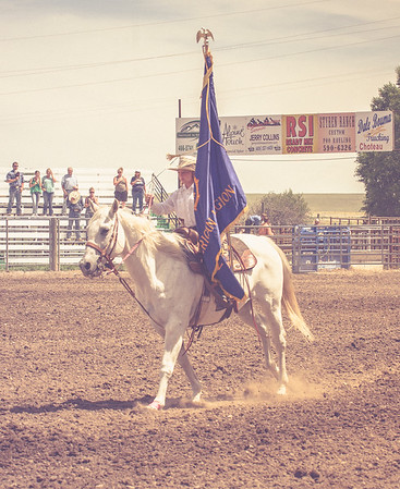 4JUL17 Choteau American Legion Rodeo
