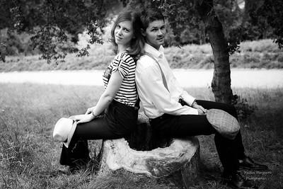 Aurélia et Julien