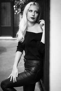 Mélanie, Un Jour de Septembre 2019, à Paris