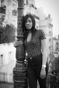 Niouma, Un Jour de Mars 2019, à Montmartre