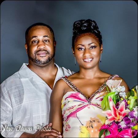 Cynthia - David Ellis Wedding