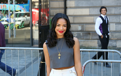 Sarah-Jane Crawford is the new Xtra Factor judge