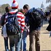 I found Waldo!!!
