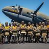 WWII Airborne Demonstration Team