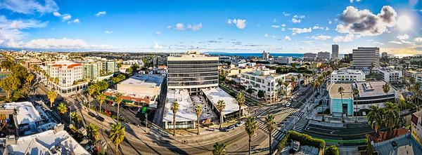 SGI Plaza Panorama