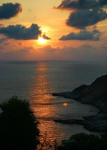 Sunset, Phuket