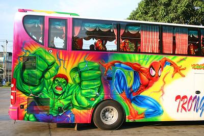 Tourbus, Phuket, Thailand 2004