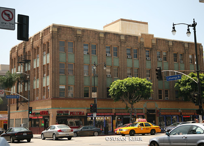 Where I worked in the late 60's.  Cahuenga and Hollwood.