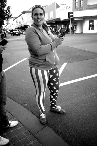 Americana, New Plymouth 2014