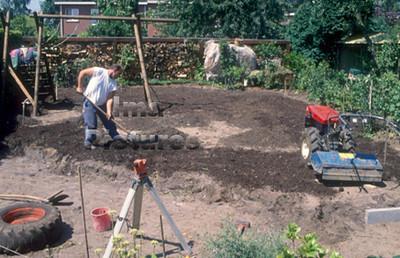 1-40-10-0554 landscaping,tuinaanleg,aménagement paysager