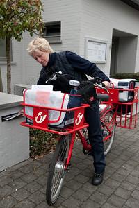 mailman,postbode,facteur