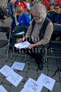 serge duhayon press illustrator; perstekekenaar; dessinateur de presse