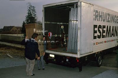 1-40-10-0302 Relocation,verhuizer,relocalisation