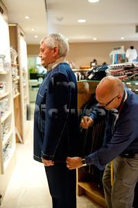 Tailor kleermaker-tailleur