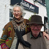 Tom and Jean in Ullapool