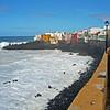 El Toscal, looking towards Punta Brava.