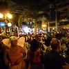 Carnaval at Santa Cruz.