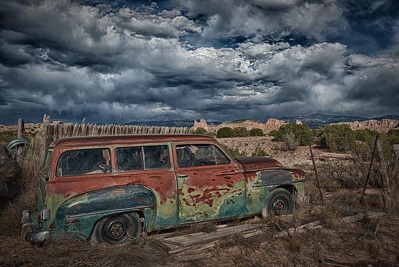 Desert Relic