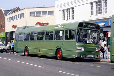 Provincial 14 High Street Fareham May 87