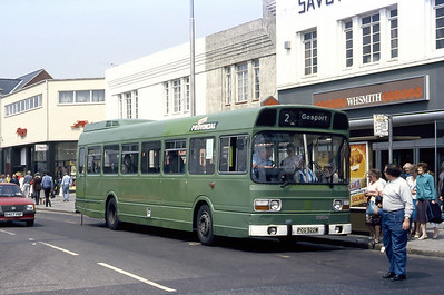 Provincial 22 High Street Fareham May 87
