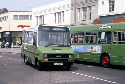 Provincial 122 High Street Fareham May 87